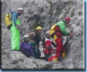 canyoning courses